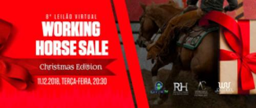 3° Leilão Virtual Working Horse Sale