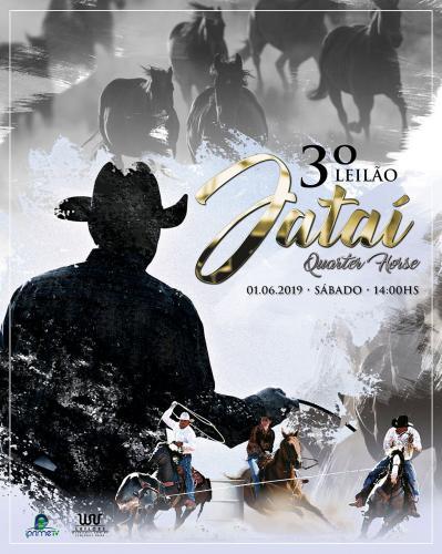 3° Leilão Jataí Quarter Horse