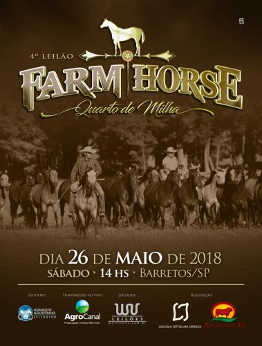 5° Leilão Farm Horse - Elite