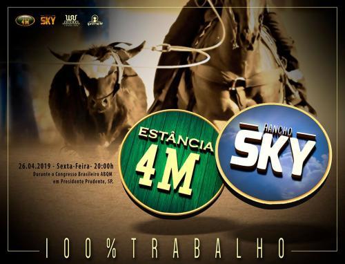 2° Leilão Estância 4M e Rancho Sky