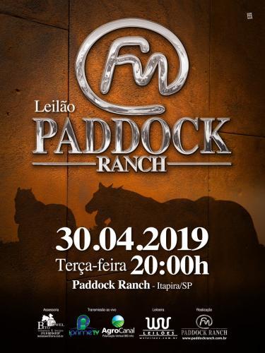 Leilão Paddock Ranch