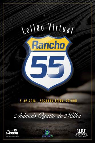 2º Leilão Virtual Rancho 55