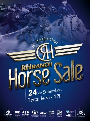 29º Leilão Virtual RH Ranch Horse Sale