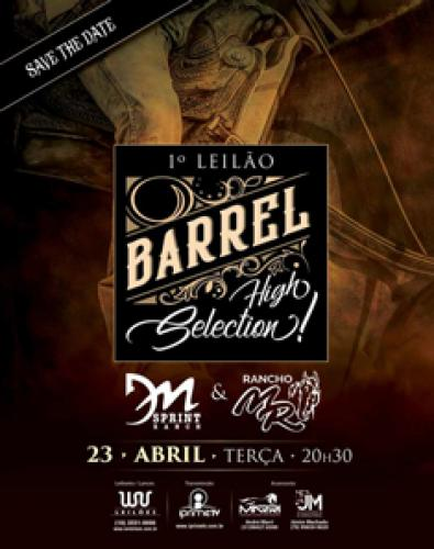 2º Leilão Virtual Barrel High Selection
