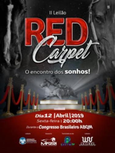 3º Leilão Red Carpet