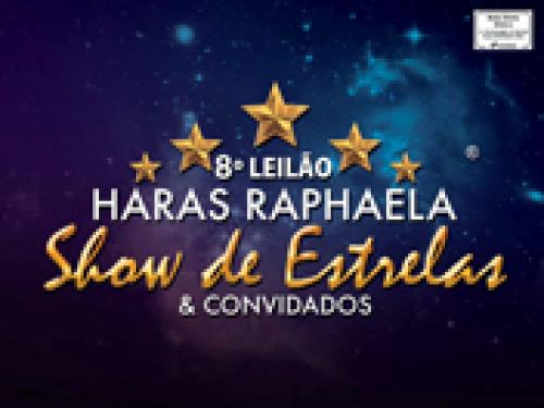9º Leilão Haras Raphaela Show de Estrelas.
