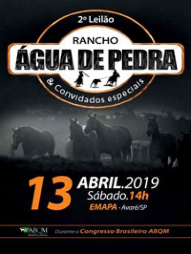 4º Leilão Rancho Água de Pedra e Convidados