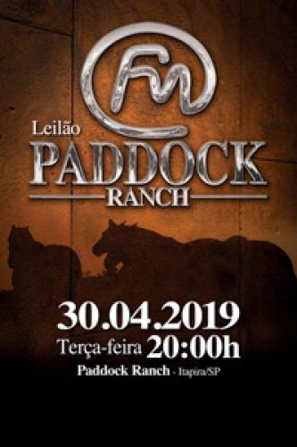 14º Leilão Paddock Ranch