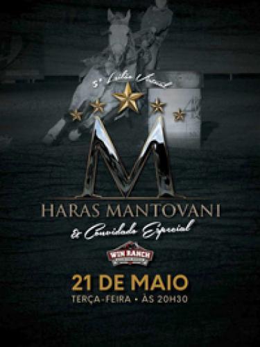 6º Leilão Haras Mantovani e Convidaos Especial Win Ranch