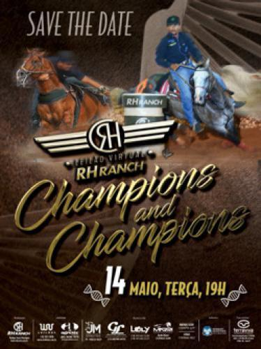 Leilão Virtual RH Ranch - Champions And Champions