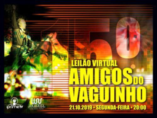 18º Leilão Virtual Amigos do Vaguinho