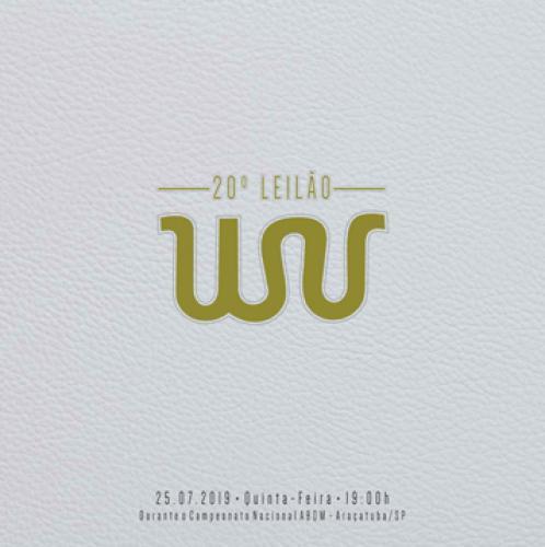 21º Leilão Haras WV e Convidados
