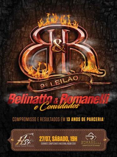 10º Leilão Belinatto & Romanelli e Convidados