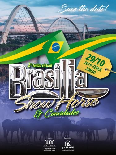 2º Leilão Virtual Brasilia Show Horse