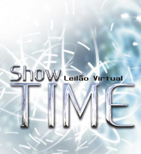 4º Leilão Virtual Show Time