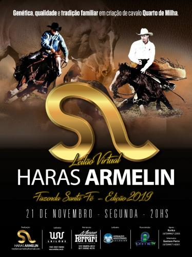 Leilão Virtual Haras Armelin