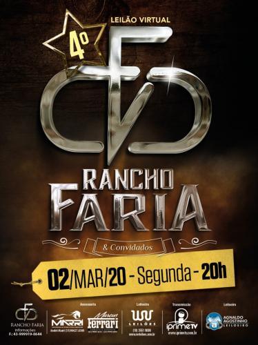 4º Leilão Virtual Rancho Faria