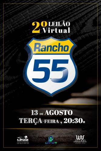 3º Leilão Virtual Rancho 55