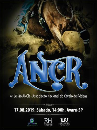 5º Leilão ANCR - Associção Nacional do Cavalo de Redeas