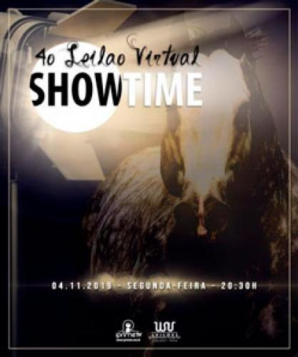 5º Leilão Virtual Show Time