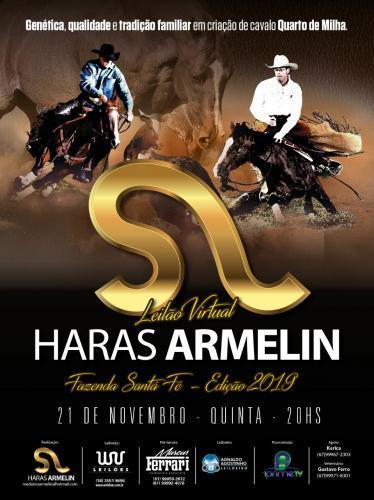 2º Leilão Virtual Haras Armelin