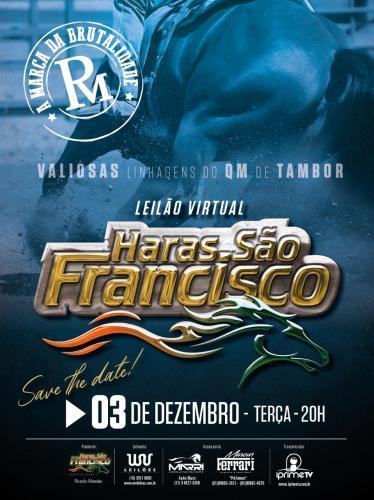 Leilão Virtual Haras São Francisco