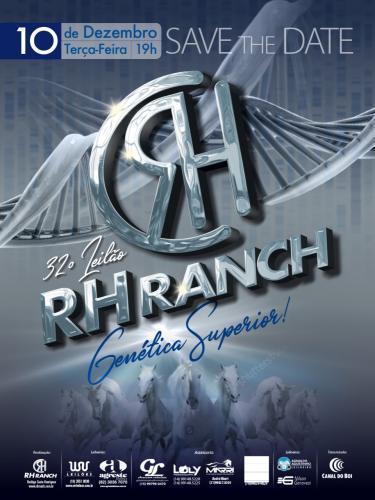 Leilão RH Ranch - Genética Superior