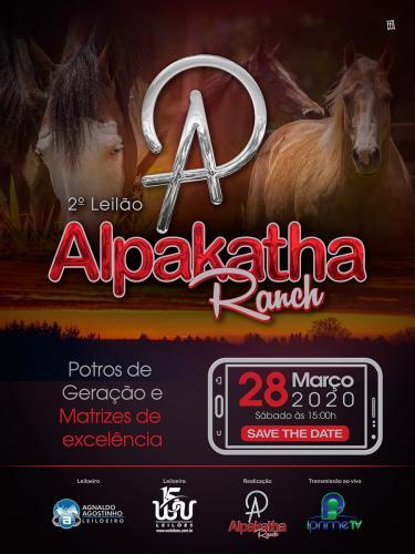 2º Leilão Alpakatha Ranch - Matrizes de excelência