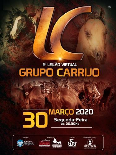 2° Leilão Virtual Grupo Carrijo