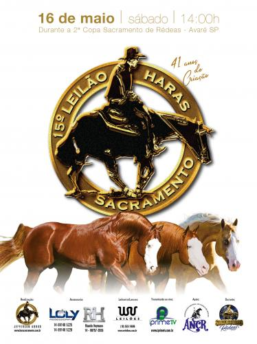 15º Leilão Haras Sacramento