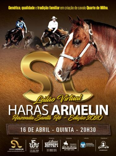 3º Leilão Virtual Haras Armelin