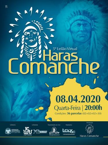 5º Leilão Virtual Haras Comanche