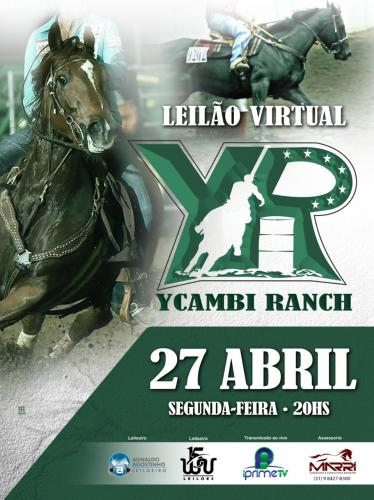 Leilão Virtual Ycambi Ranch
