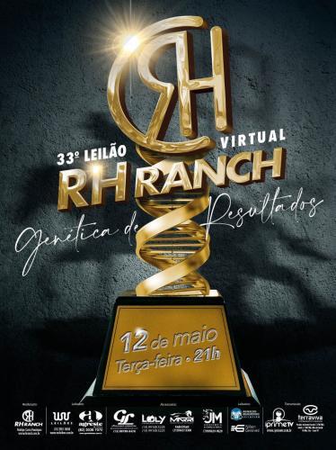 33º Leilão Virtual RH Ranch