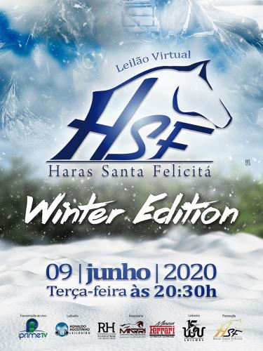 Leilão Virtual Haras Santa Felicitá - Winter Edition