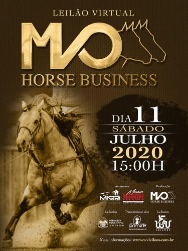Leilão Virtual MVO Horse Business