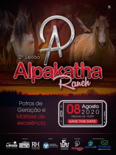 2º Leilão Virtual Alpakatha Ranch - Matrizes de excelência