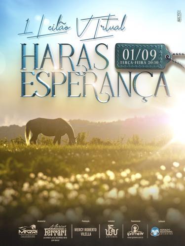 1º Leilão Virtual Haras Esperança