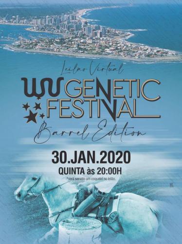 Leilão Virtual WV Genétic Festival - Barrel Edition