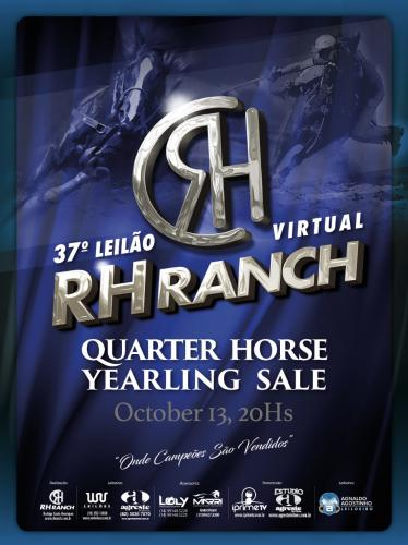 37º Leilão Virtual RH Ranch