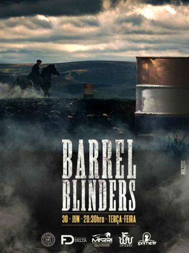 2º Leilão Virtual The Barrel Blinders