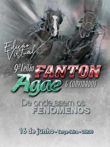10º Leilão Haras Fanton & Haras Agae