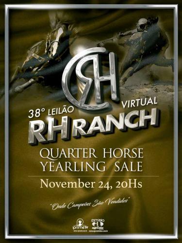 41º Leilão Virtual RH Ranch