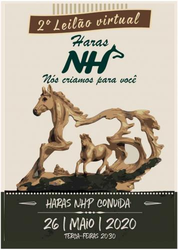 2º Leilão Virtual Haras NHP