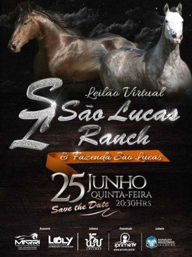 2º Leilão Virtual São Lucas Ranch
