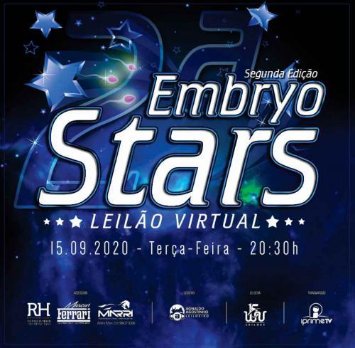 4º Leilão Embryo Stars