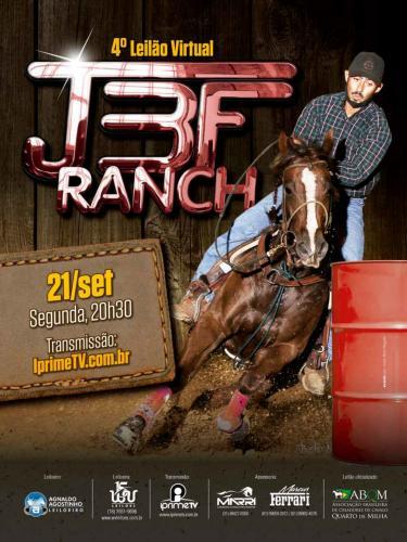 5º Leilão Virtual JBF Ranch