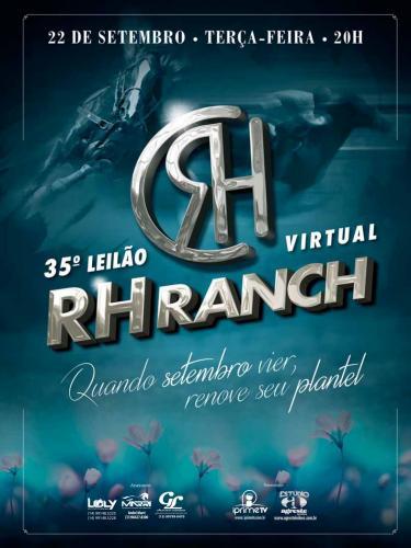 Leilão Virtual RH Ranch