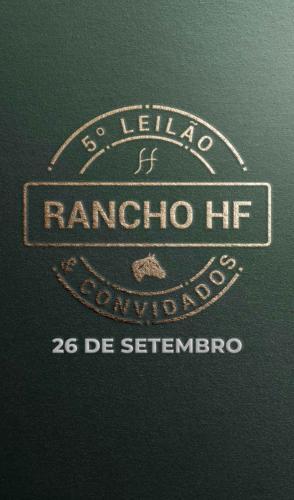 6º Leilão Rancho HF & Convidados