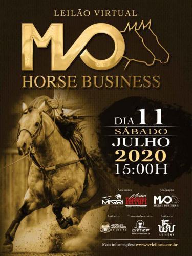 Leilão MVO Horse Business